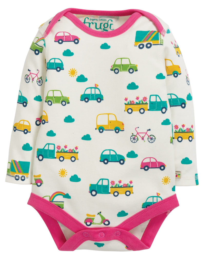 Frugi Super Special 3 Pack Body - Transport Multipack