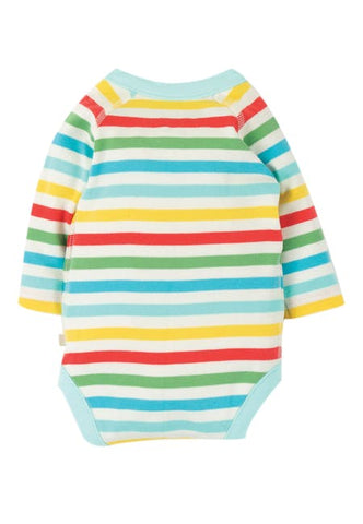 Image of Frugi Shay 2 Pack Body - Rainbow Mulitpack