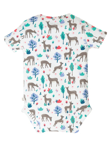 Frugi Super Special 3 Pack Body - Deer