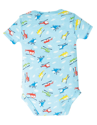 Image of Frugi Super Special 3 Pack Body - Helicoptor