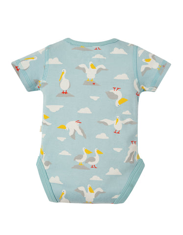 Image of Frugi Bailey 2 Pack Body - Pelican Party Multipack - Tilly & Jasper