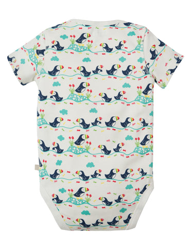 Frugi Super Special 3 Pack Body - Puffin Multipack - Tilly & Jasper