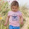 Image of Kite Girls Camper Van T-shirt - Organic Cotton
