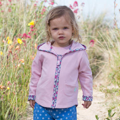 Kite Pink Lulworth Hoody - Organic Cotton