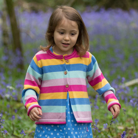 Kite Butterfly Cardy - Organic Cotton
