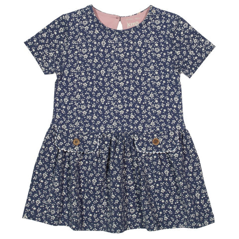 Kite Ditsy dress - Organic Cotton