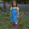 Image of Kite Daisy Pinafore - Organic Cotton