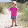 Image of Kite Ditsy bubble shorts - Organic Cotton