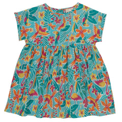 Kite Rainforest dress - Organic Cotton
