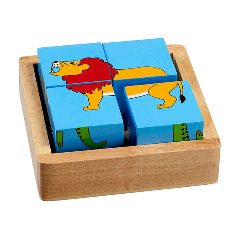 Lanka Kade World Animals Block Puzzle