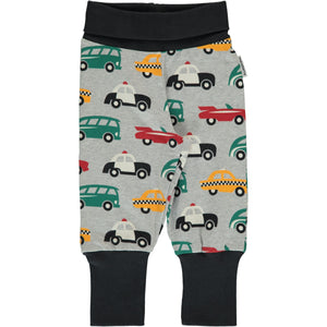 Maxomorra Pants Rib - Traffic