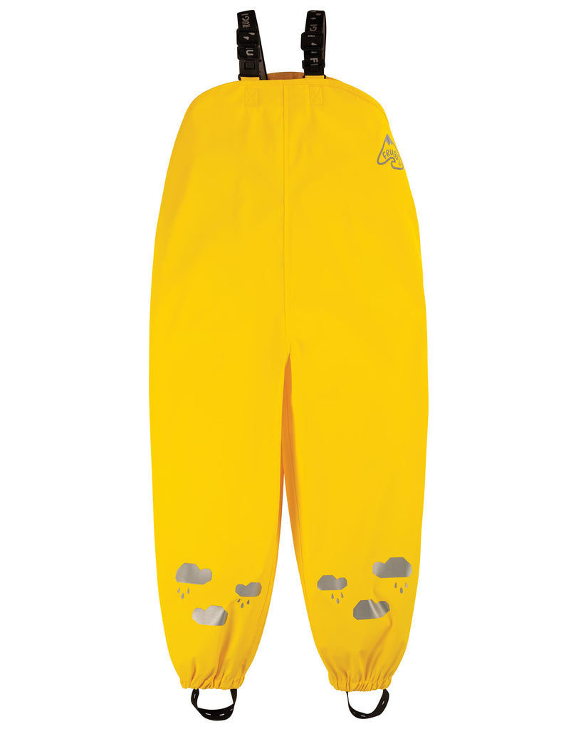 Frugi Puddle Buster Trousers - Sunflower