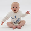 Image of Kite Panda bodysuit - Organic Cotton