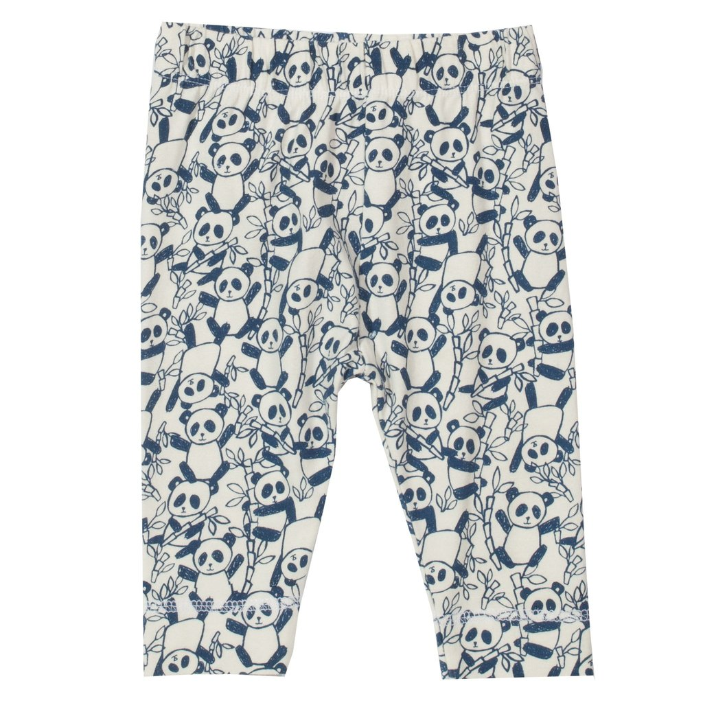 Kite Panda leggings - Organic Cotton