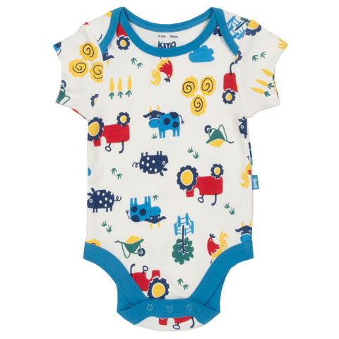 Image of Kite Farm Life Bodysuit - Tilly & Jasper