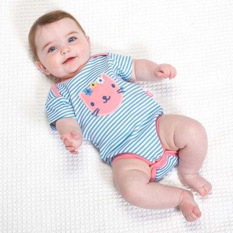 Image of Kite Stripy Mercat Bodysuit