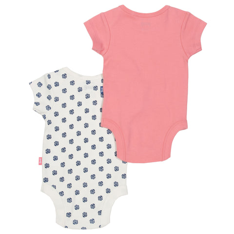 Kite Polka Rose 2 Pack Bodysuit - Tilly & Jasper