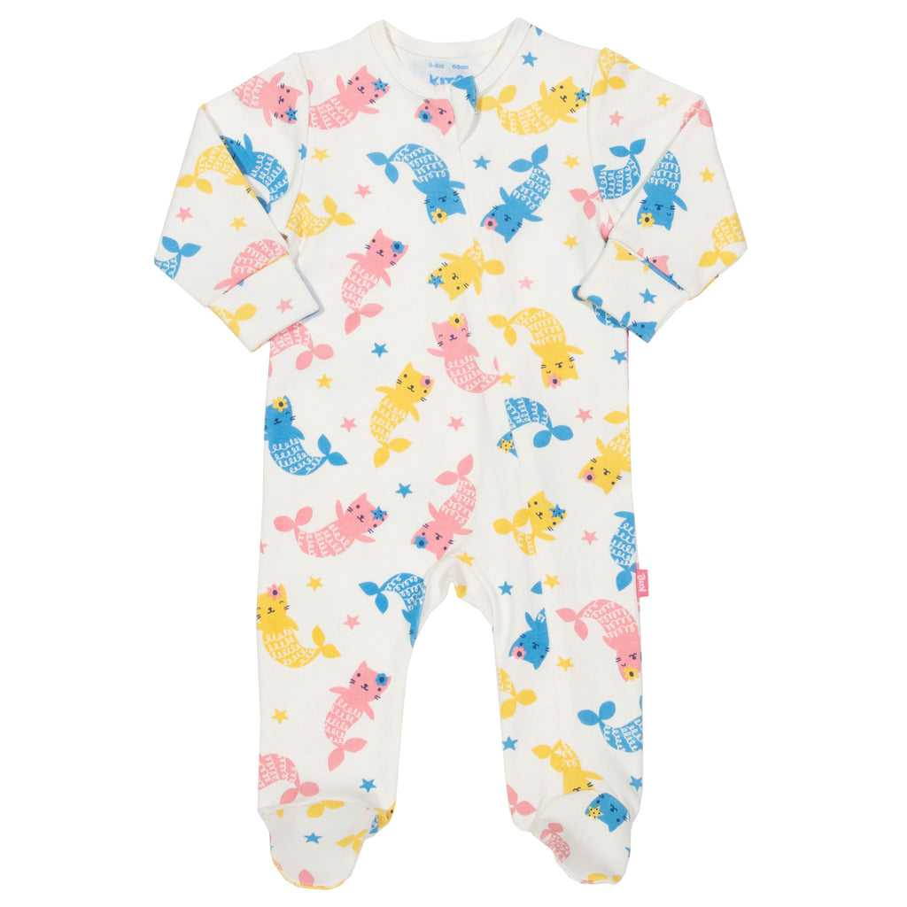 Kite Mercat Sleepsuit - Tilly & Jasper