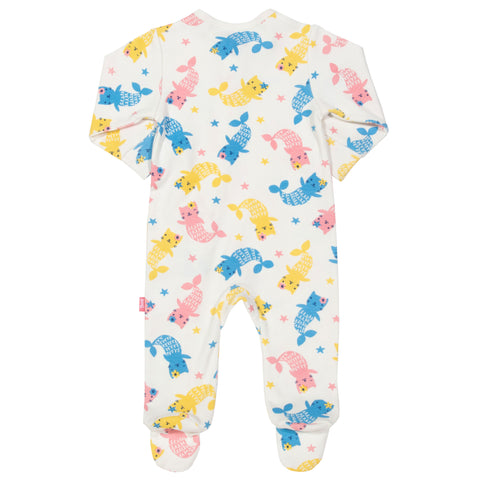 Image of Kite Mercat Sleepsuit - Tilly & Jasper