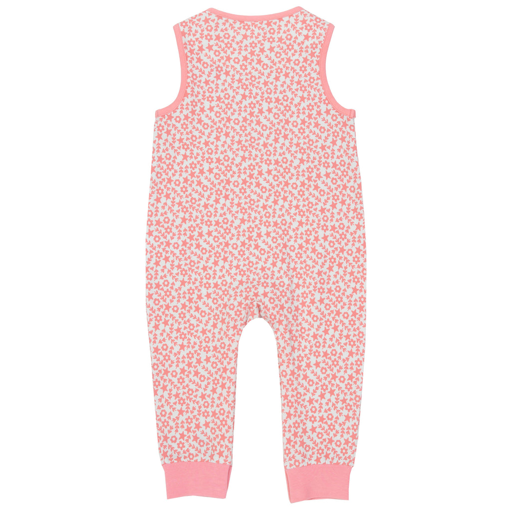 Kite Sea Floral Dungarees