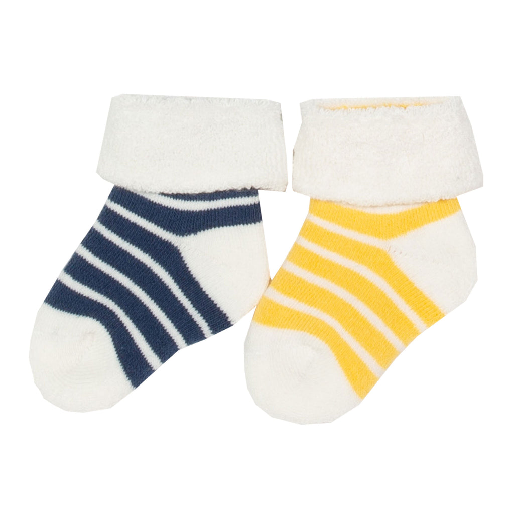 Kite 2 Pack Terry Socks - Tilly & Jasper
