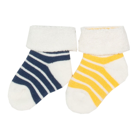 Image of Kite 2 Pack Terry Socks - Tilly & Jasper