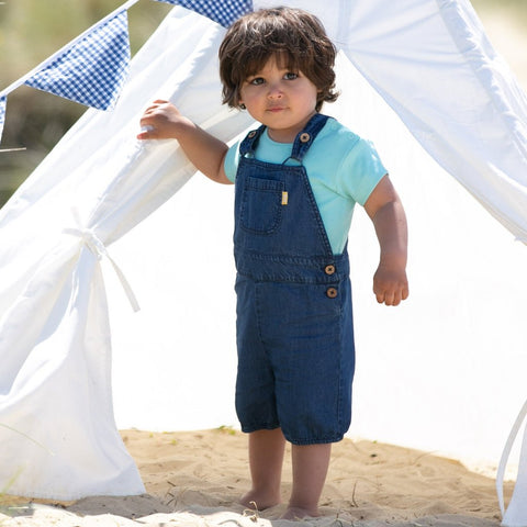 Image of Kite Denim dungarees - Tilly & Jasper