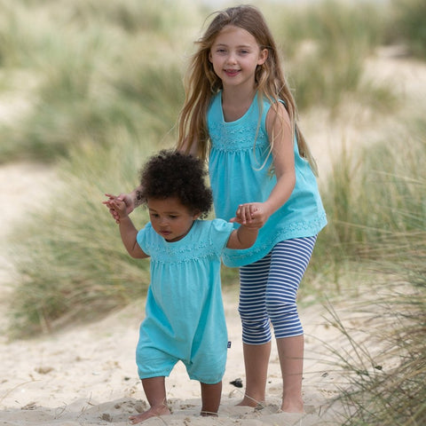 Image of Kite Daisy Romper - Tilly & Jasper