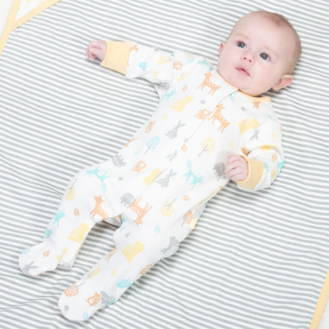 Kite Woodland Sleepsuit