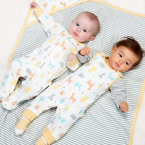 Image of Kite Woodland Sleepsuit