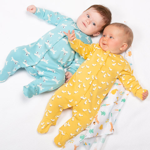 Kite Little Pup Sleepsuit