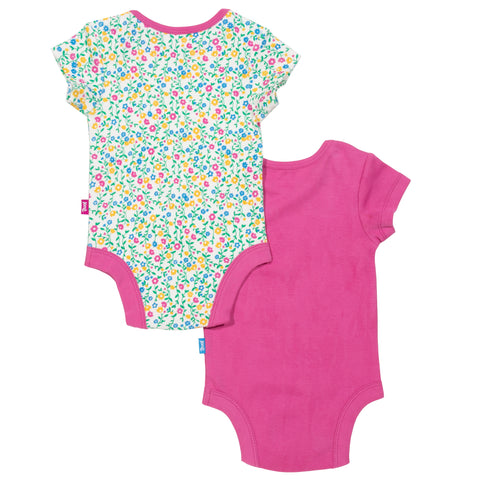 Image of Kite Wildflower 2 pk Bodysuit