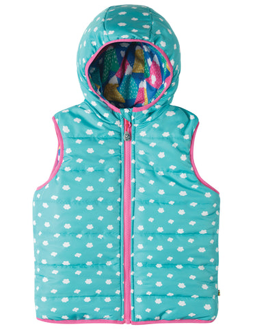 Frugi Explorer Gilet - Happy Hikers