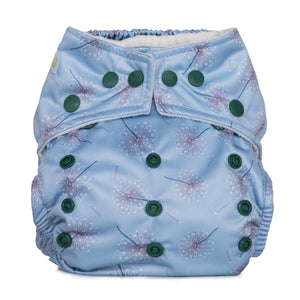 Baba & Boo One Size Nappy - Dandelion