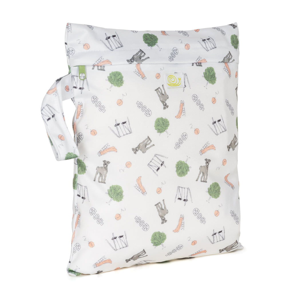 Baba & Boo Outdoor Play Reusable Nappy Storage Bag (Small)