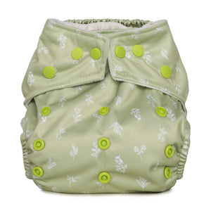 Baba & Boo One Size Nappy - Saplings