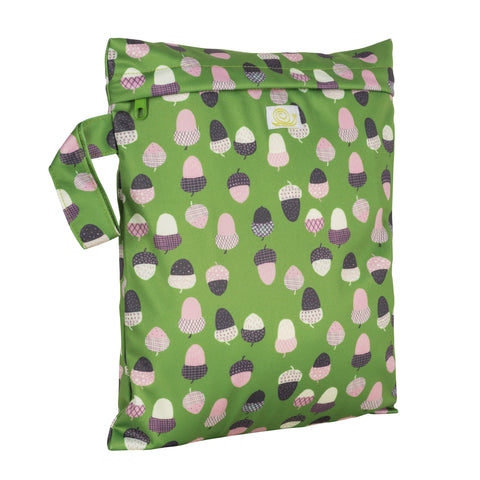 Baba & Boo Acorns Reusable Nappy Storage Bag (Small)