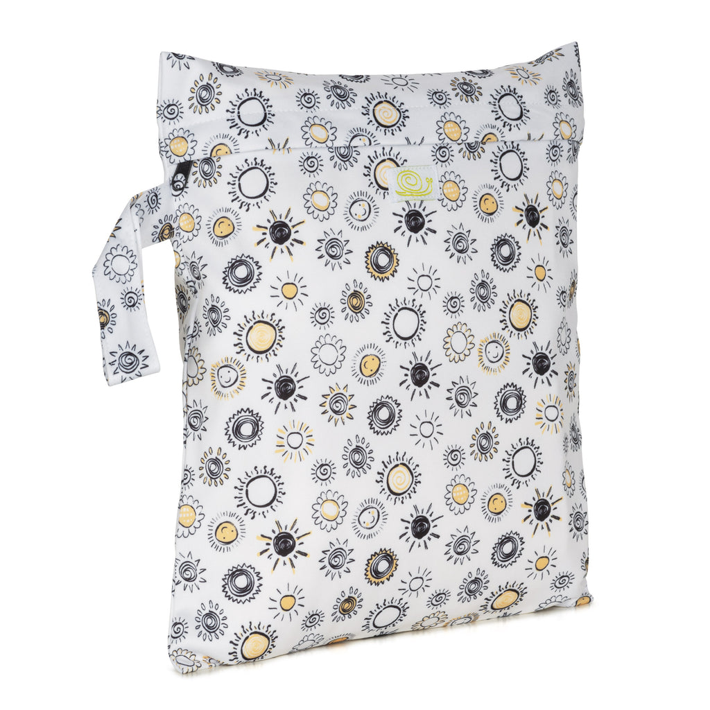 Baba & Boo Sunshine Reusable Nappy Storage Bag (Small)