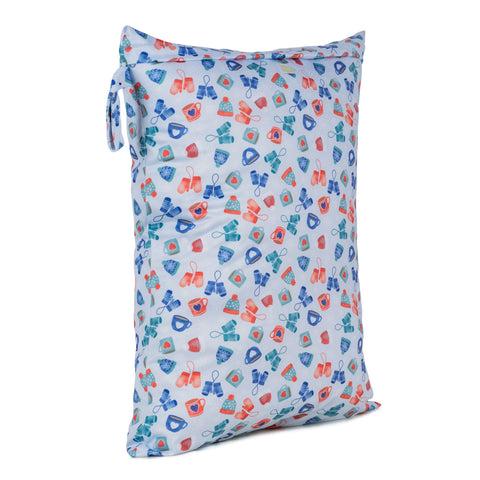 Baba & Boo Wrapped Up Reusable Nappy Storage Bag (Large)