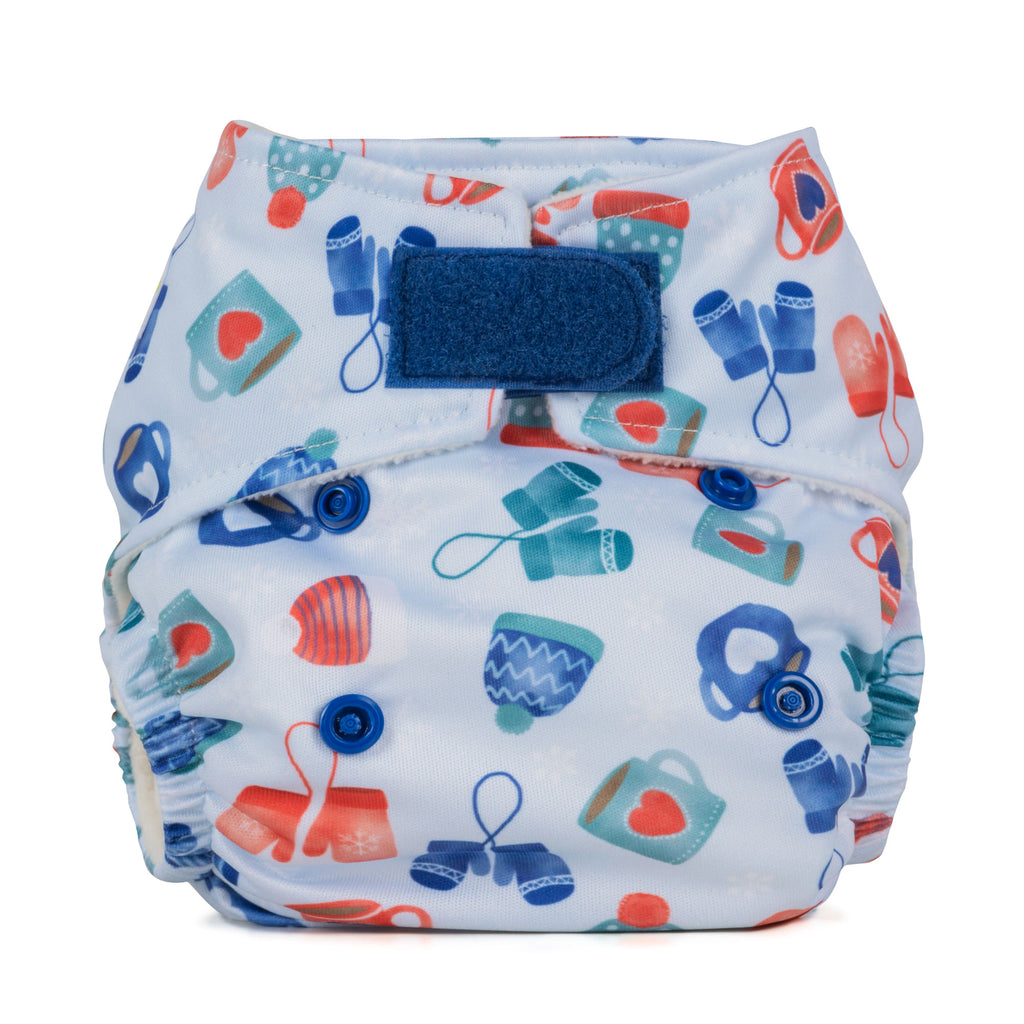 Baba & Boo Newborn Nappy - Wrapped Up