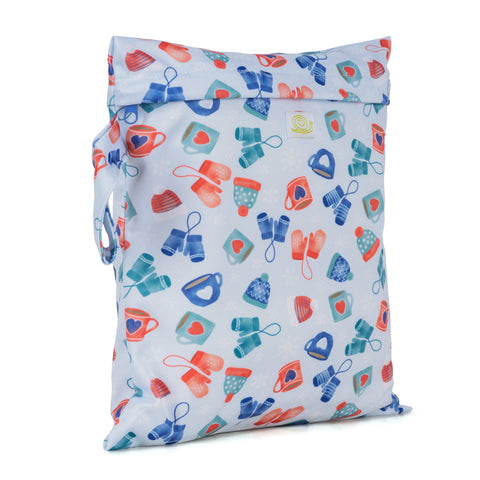 Baba & Boo Wrapped Up Reusable Nappy Storage Bag (Small)