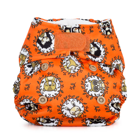 Baba & Boo Newborn Nappy - Enchanted Wood