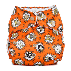 Baba & Boo One Size Nappy - Enchanted Wood