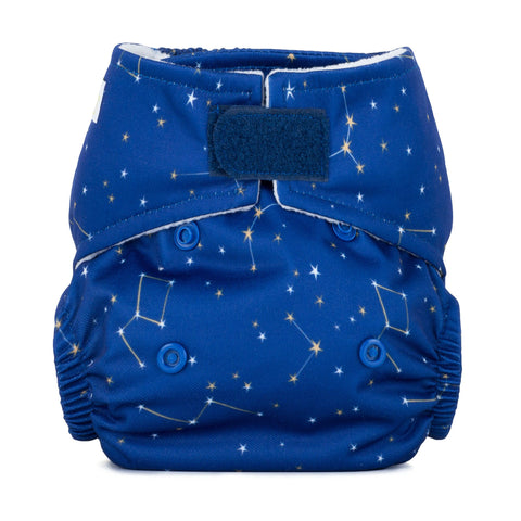 Baba & Boo Newborn Nappy - Constellations - Tilly & Jasper