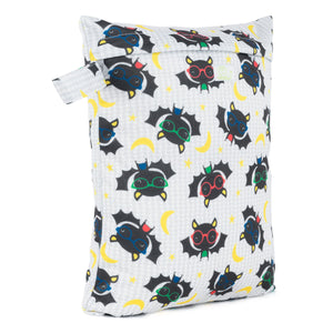 Baba & Boo Bats Reusable Nappy Storage Bag (Small) - Tilly & Jasper