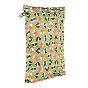 Baba & Boo Fox and Friends Reusable Nappy Bag (Large)