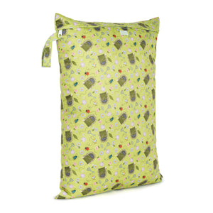 Baba & Boo Secret Garden Reusable Nappy Storage Bag (Large)