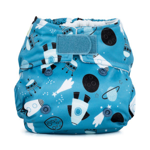 Baba & Boo Newborn Nappy - Shoot For The Moon