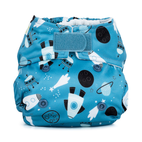 Image of Baba & Boo Newborn Nappy - Shoot For The Moon