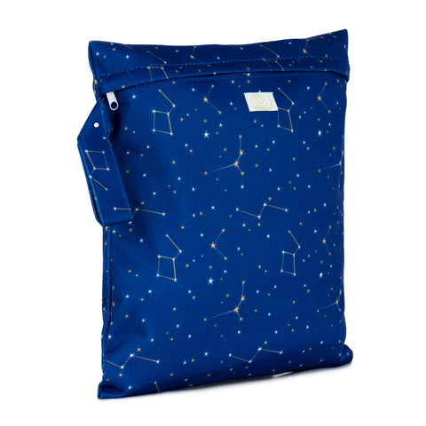 Baba & Boo Constellations Reusable Nappy Storage Bag (Small) - Tilly & Jasper